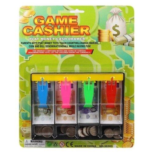 Лоток для денег (банкноты + монеты) №1