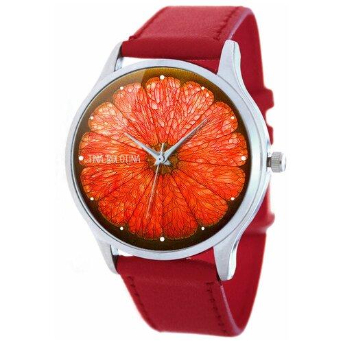 блокнот tina bolotina самой прекрасной blok 035 80 листов Наручные часы TINA BOLOTINA Грейпфрут Extra