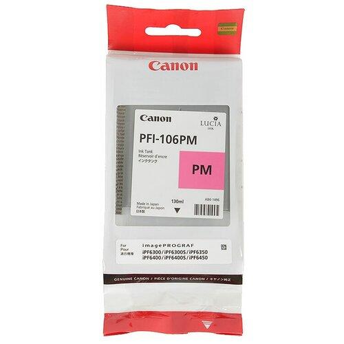 Фото - Картридж Canon PFI-106PM (6626B001) картридж canon pfi 106pm 6626b001