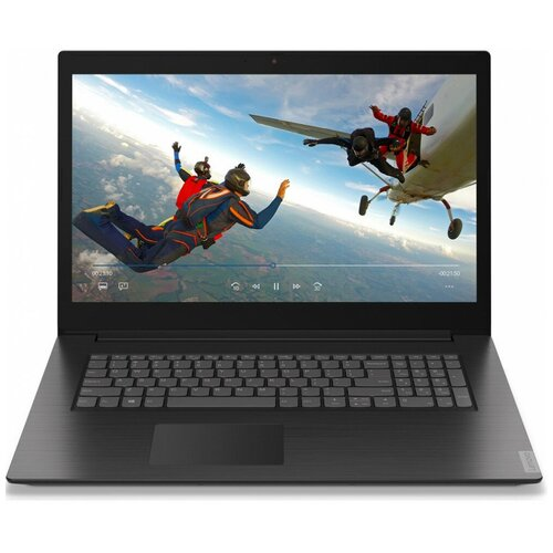 "Ноутбук Lenovo Ideapad L340-17API (AMD Ryzen 7 3700U 2300MHz/17.3""/1600x900/8GB/128GB SSD/1000GB HDD/DVD нет/AMD Radeon RX Vega 10/Wi-Fi/Bluetooth/Windows 10 Home) 81LY0026RU granite black"