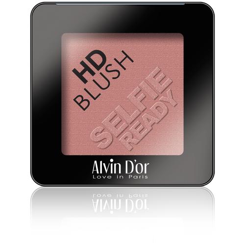 Alvin D'or Румяна пудровые HD Blush Selfie Ready 04  - Купить