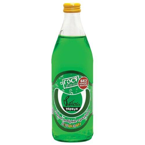 Газированный напиток Старые добрые традиции Тархун, 0.5 л