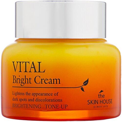 The Skin House Vital Bright Cream Витаминизированный осветляющий крем для лица, 50 мл