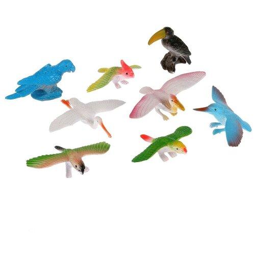 Фигурки Играем вместе Рассказы о животных Птицы 837N