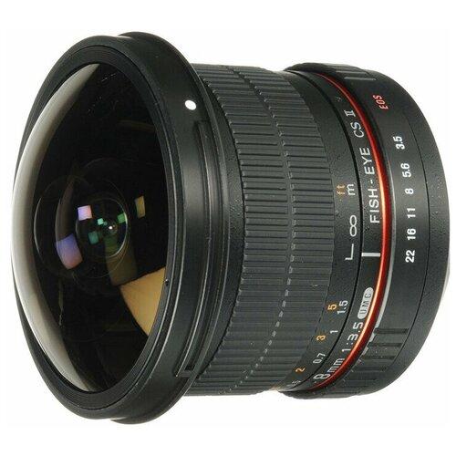 Фото - Объектив Samyang 8mm f/3.5 AS IF UMC Fish-eye CS II AE Nikon F bushing 8mm