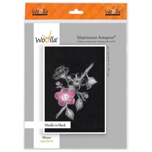 Купить Woolla WA-0145 набор Woolla in Black Яблоня ., Валяние