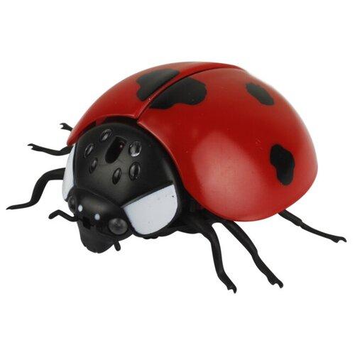 Купить Робот 1 TOY Robo Life Робо-божья коровка Т14327 красный/черный, Роботы и трансформеры