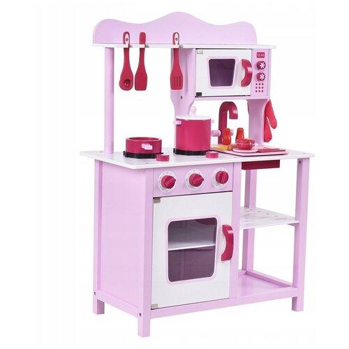 Кухня Lanaland Фьюжн W10C045 розовый