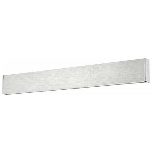 Фото - Настенный светильник светодиодный MAYTONI Vilora C937-WL-01-18W-N, 18 Вт, цвет арматуры: серый, цвет плафона: серый настенный светодиодный светильник maytoni vilora c937 wl 01 18w n