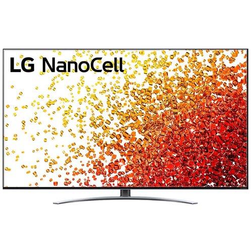 "Телевизор NanoCell LG 75NANO926PB 74.5"" (2021) серый стальной"