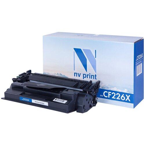 Фото - Картридж NV Print CF226X для HP, совместимый картридж nv print cf237x для hp совместимый