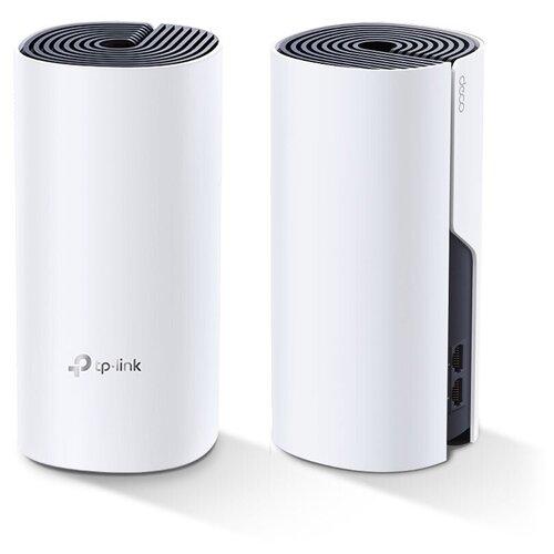 Фото - Wi-Fi Mesh система TP-LINK Deco P9 V1 (2-pack), белый mesh wi fi система tp link deco m5 2 pack