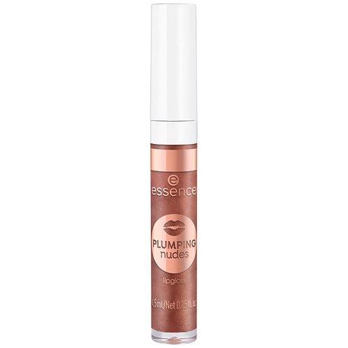 Купить Essence Блеск для губ Plumping Nudes Lipgloss, 09 Larger than love
