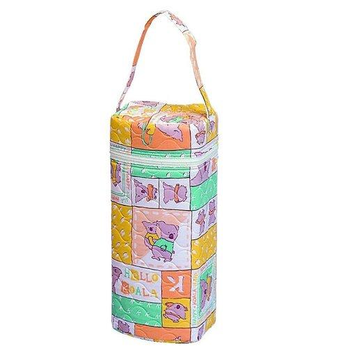 Купить Canpol Babies Термоконтейнер для бутылочки (9/221), коалы, Бутылочки и ниблеры