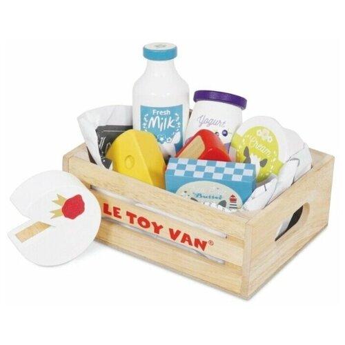 Игрушечная еда Молочные продукты, Le Toy Van