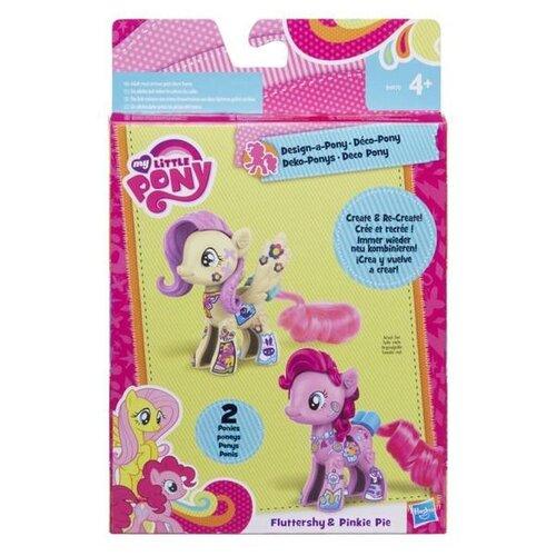 Купить My Little Pony. Стильные пони. Создай свою пони, в ассортименте, Hasbro, Игровые наборы и фигурки