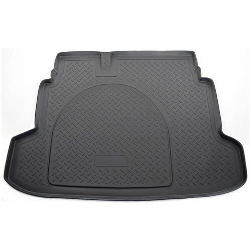 Фото - Коврик багажника NorPlast NPL-P-43-18 черный коврик багажника norplast npl p 83 05 черный