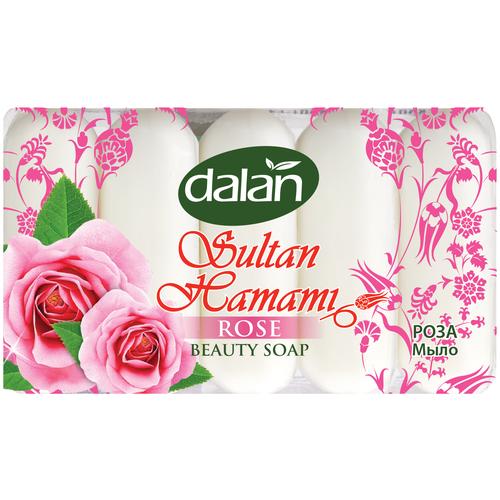 Купить Банное мыло Sultan Hamami Роза, Dalan