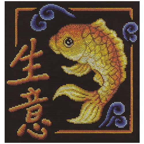 Купить PANNA Набор для вышивания Бизнес 25 x 25 см (И-1160), Наборы для вышивания