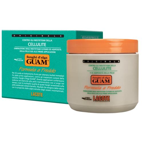 Купить Guam маска Fanghi D'alga Formula a Freddo антицеллюлитная с охлаждающим эффектом 500 г