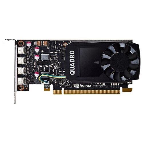 Видеокарта PNY Quadro P1000 4GB (VCQP1000DVIV2) Bulk