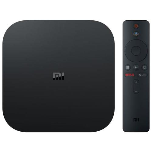 Фото - ТВ-приставка Xiaomi Mi Box S медиаплеер xiaomi mi tv box s eu