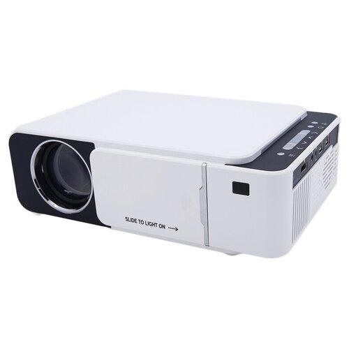Фото - Проектор Everycom T5, 2600 люмен (USB / HDMI / VGA / AV) проектор everycom t6 sync серебристый