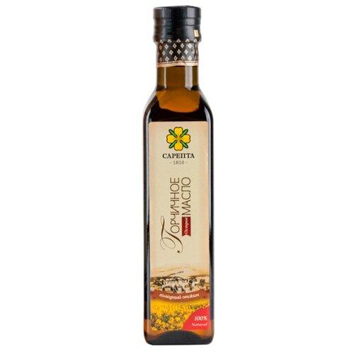 Сарепта масло горчичное острое Премиум, 0.25 л