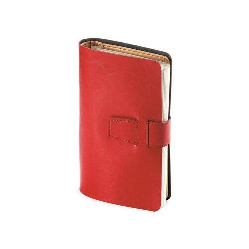 Купить Ежедневник А5- Sienna красный от Bruno Visconti, Ежедневники, записные книжки