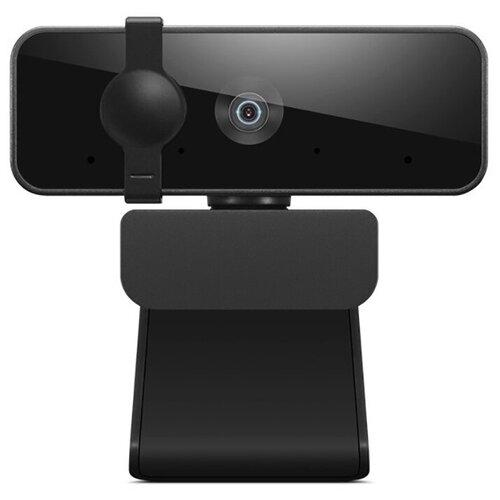 Web-камера Lenovo Essential FHD Webcam черный (4XC1B34802)