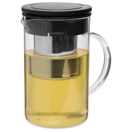Чайник GRUS, с ситечком, 0,8 л недорого
