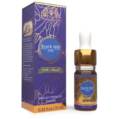 Shams Natural oils Масло черного тмина для лица, тела и волос, 10 мл shams natural oils масло виноградных косточек для лица тела и волос 30 мл