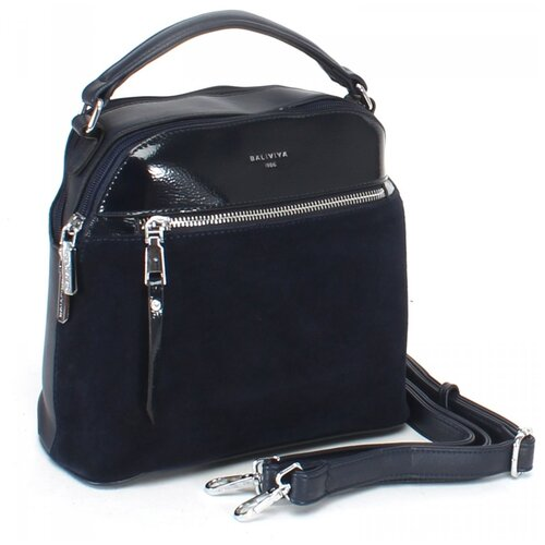 Женская сумка-тоут экокожа(искусственная кожа) + натуральная замша Kenguluna 531938