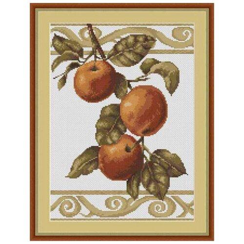 Купить Набор для вышивания, Веточка яблони, Luca-S 19 х 25, 5 см ( B276 ), Наборы для вышивания