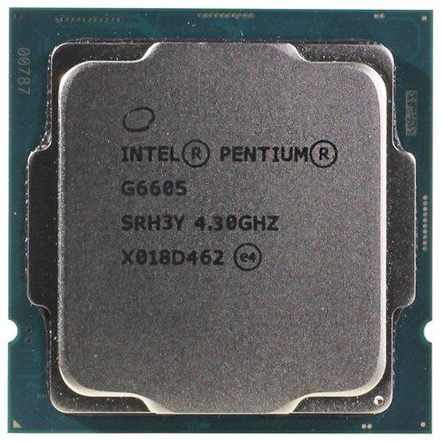 Процессор Intel Pentium Gold G6605, OEM