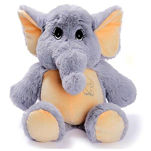 Купить Мягкая игрушка Любимая игрушка Слон Ститч , 55 см, ЛюбиМая игрушка, Мягкие игрушки