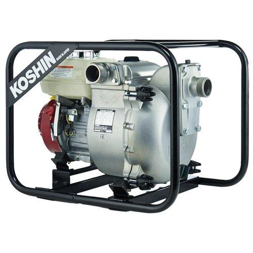 Мотопомпа KOSHIN KTH-50X 4 л.с. 700 л/мин