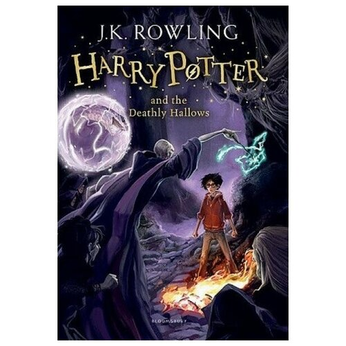 Harry Potter and the Deathly Hallows (book 7) Rowling, J.K.