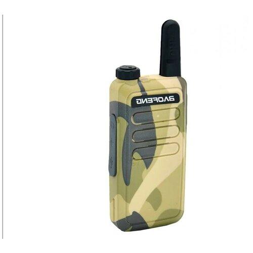 Рация BAOFENG BF-5R - разрешенные рации, ручные рации, рация baofeng, рация на аккумуляторах, портативные рации, хорошая рация в подарочной упаковке