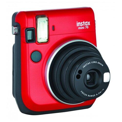 Фото - Фотоаппарат моментальной печати Fujifilm Instax Mini 70, red фотоаппарат моментальной печати canon zoemini s розовое золото