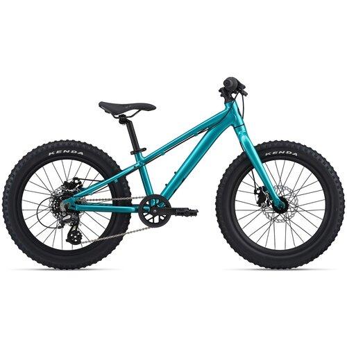 Детский велосипед LIV STP 20-LIV 2021, цвет Teal, рама One size liv