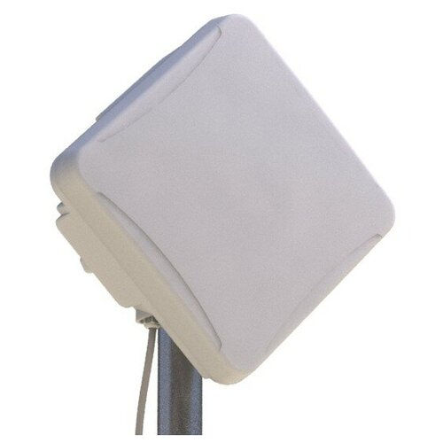 Антенна Petra BB MIMO 2x2 UniBox-2 3G/4G 12-15 дБ с гермобоксом для модема/роутера c гермовводом RJ-45