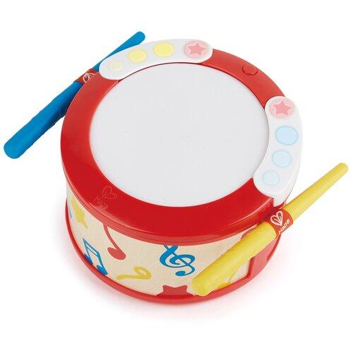 Купить Барабан Hape игрушечный (E0620_HP), Детские музыкальные инструменты
