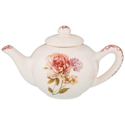 Чайник заварочный lcs flower garden 800мл lcs (682-106)