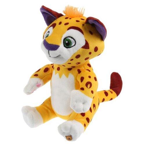 Фото - Мульти-Пульти Мульти-пульти Лео и Тиг. Мягкая игрушка Лео 20 см V39456-20NS мягкая игрушка мульти пульти ежик 20 см