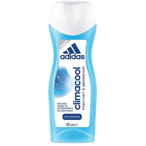 Купить Гель для душа Adidas Climacool для женщин, 250 мл