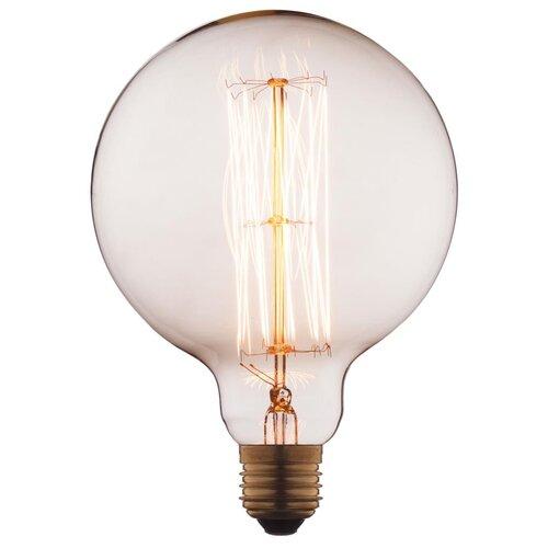Лампочка накаливания Loft it Edison Bulb G12540 E27 40W