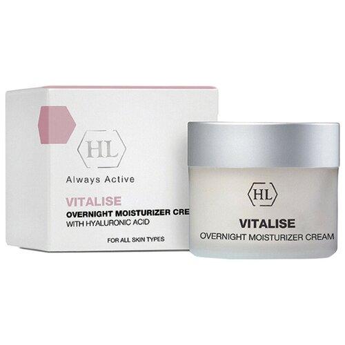 Купить Holy Land Vitalise Overnight Moisturizer Cream Ночной увлажняющий крем для лица, шеи и области декольте, 50 мл
