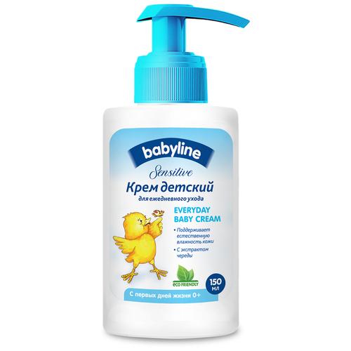 Купить BabyLine Sensitive Детский крем для ежедневного ухода, 150 мл, Уход за кожей