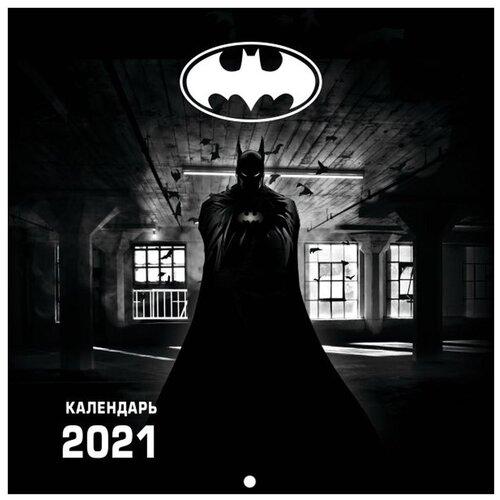 Фото - Бэтмен. Календарь настенный на 2021 год (300х300 мм) идеальный корги календарь настенный на 2021 год 300х300 мм